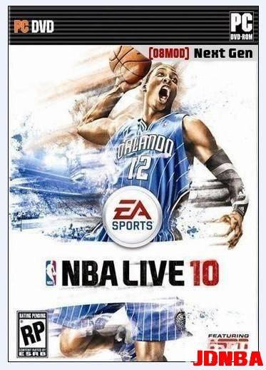 《NBA LIVE 2010》 完整中文版游戏下载