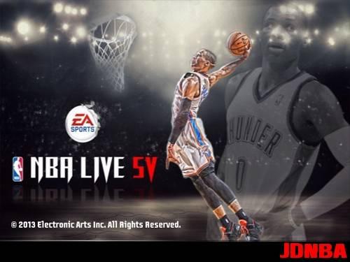 【次时代NBA】NBA LIVE SV(08mod)