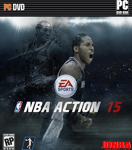 ★NBA ACTION 15(HD) ★【NLSC】08最新整合MOD
