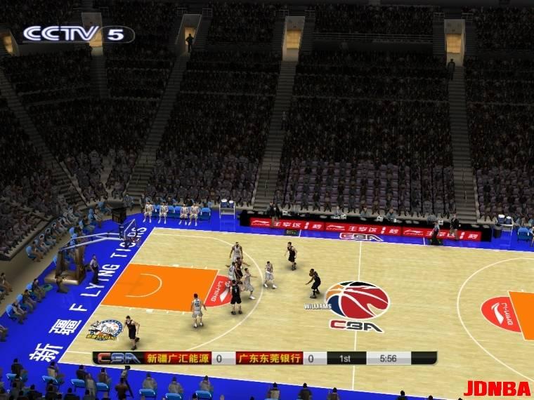 CBA LIVE 2013 v1.0正式版下载(08 mod)