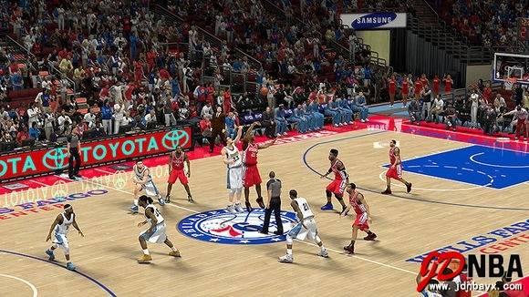 NBA2K13 URB完全赛季大补v35(32个赛季+15-16赛季到7.9日)