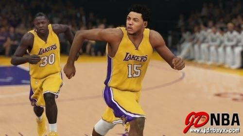 《NBA 2K16》中文智能安装版下载