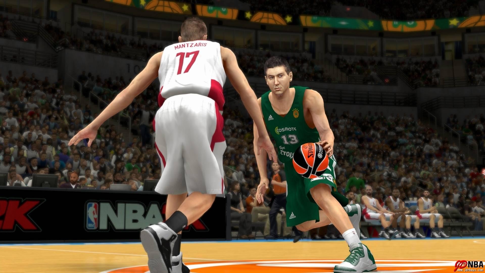 NBA2K14 官方繁体中文免安装版