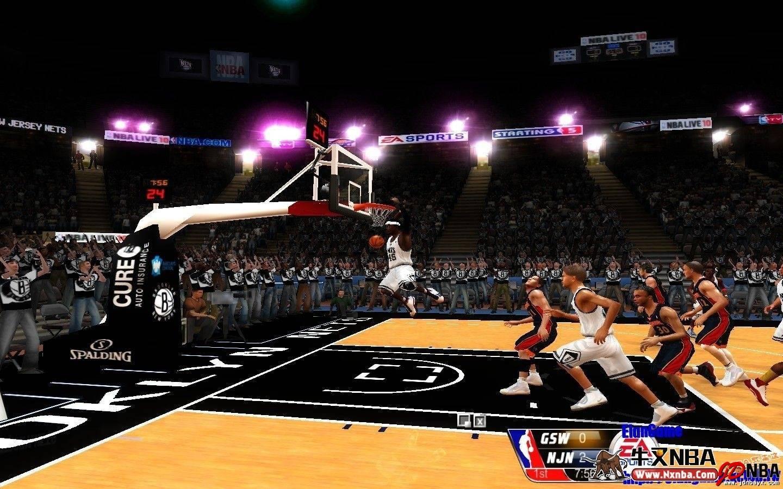 NBA elite 13(08 Mod)