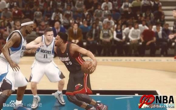 NBA2K14画质ENB补丁 70款增画补丁整合包