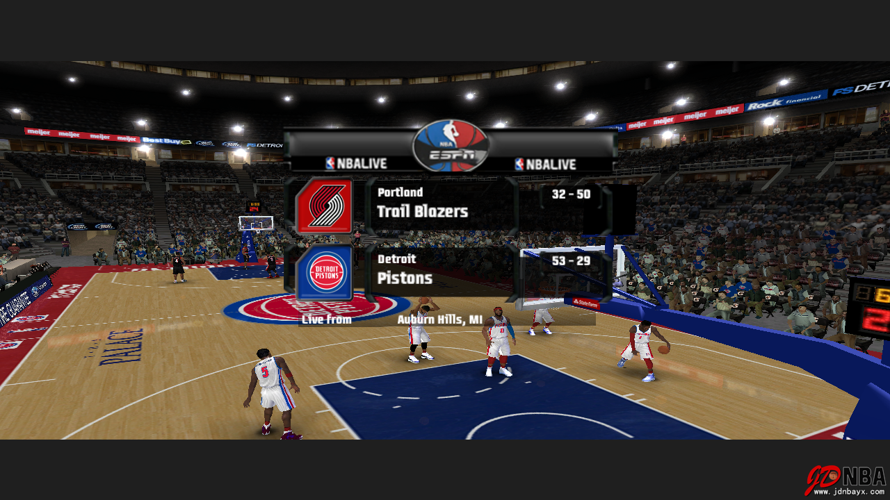 nbalive08名单_【LIVE17】17-18赛季活塞、开拓者队标更新 - NBA LIVE 08 - 经典NBA游戏 ...