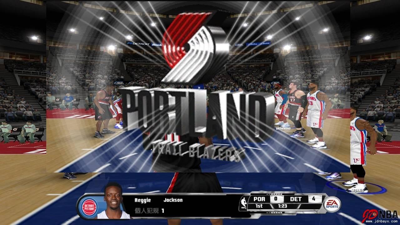 nbalive08名单_【LIVE17】17-18赛季活塞、开拓者队标更新 - NBA LIVE 08 - NBA - Powered by ...
