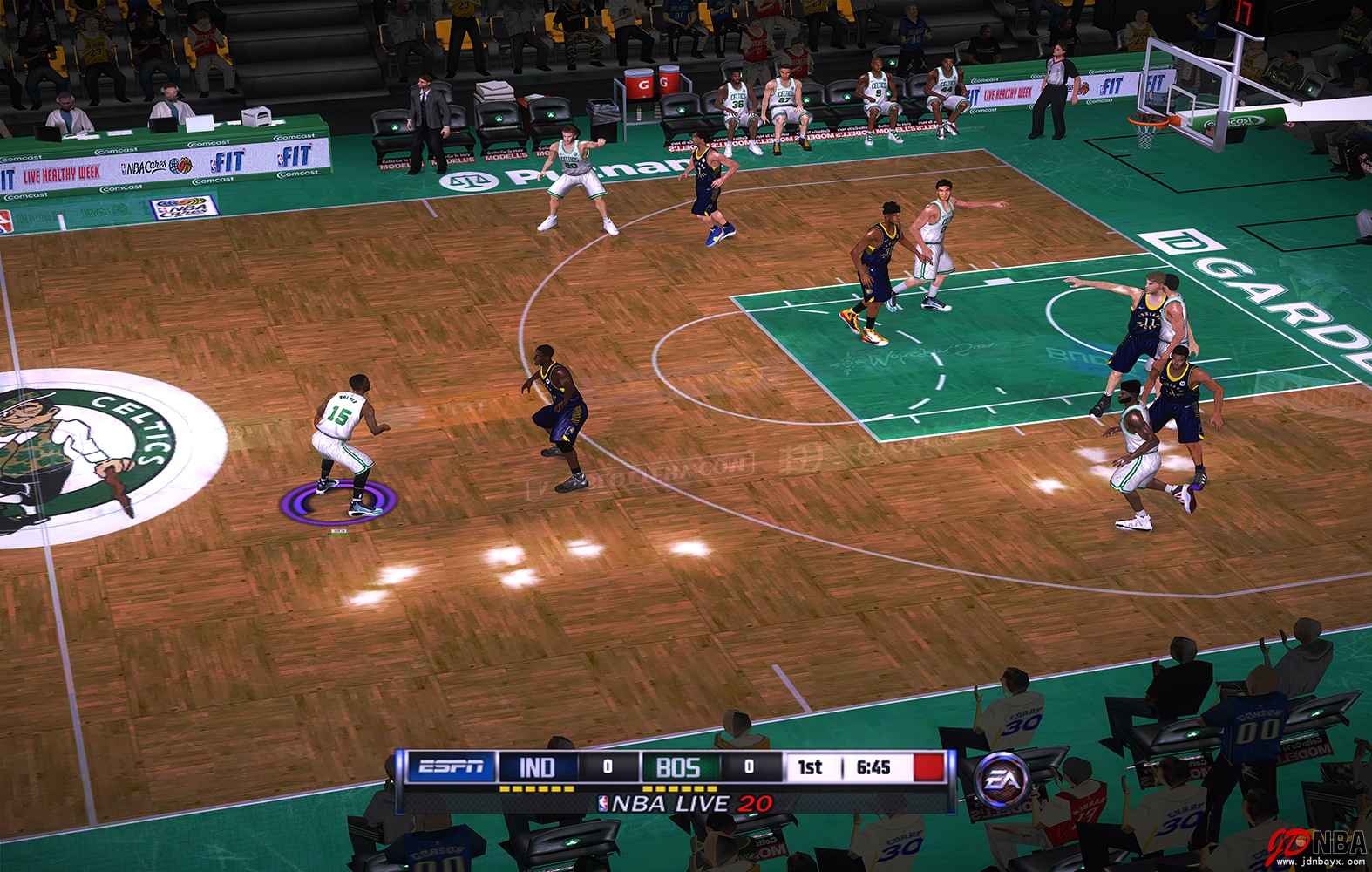 nbalive08名单_【08 Mod】 NBA LIVE 20 - NBA LIVE 08 - NBA - Powered by Discuz!